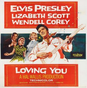 Elvis Loving you