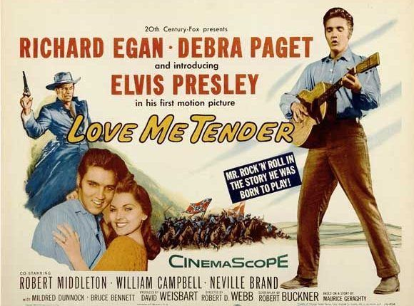 Elvis Love me tender