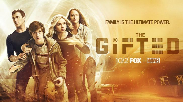 The Gifted-poster