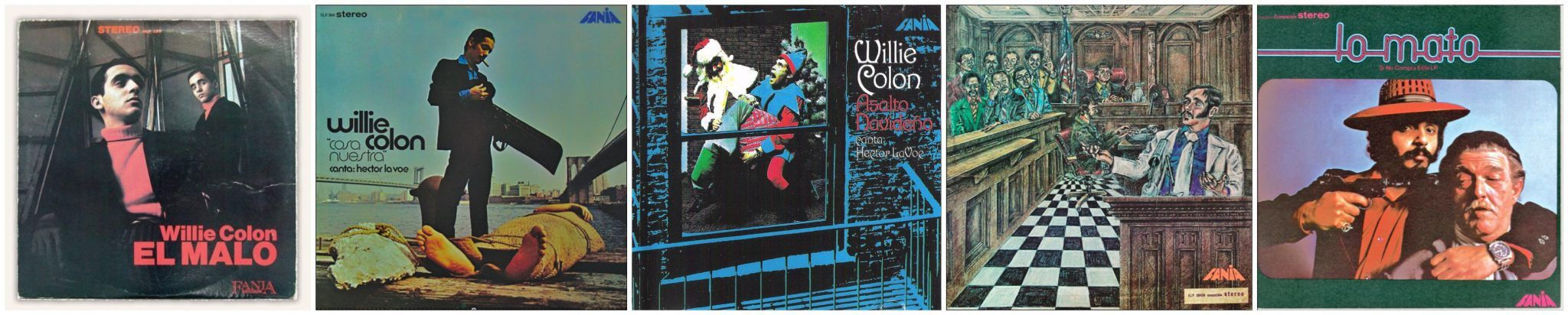 Willie Colon Solo