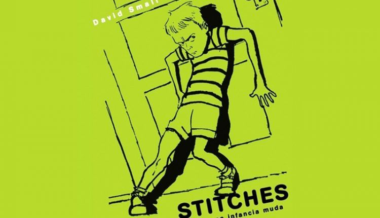 stitches david small