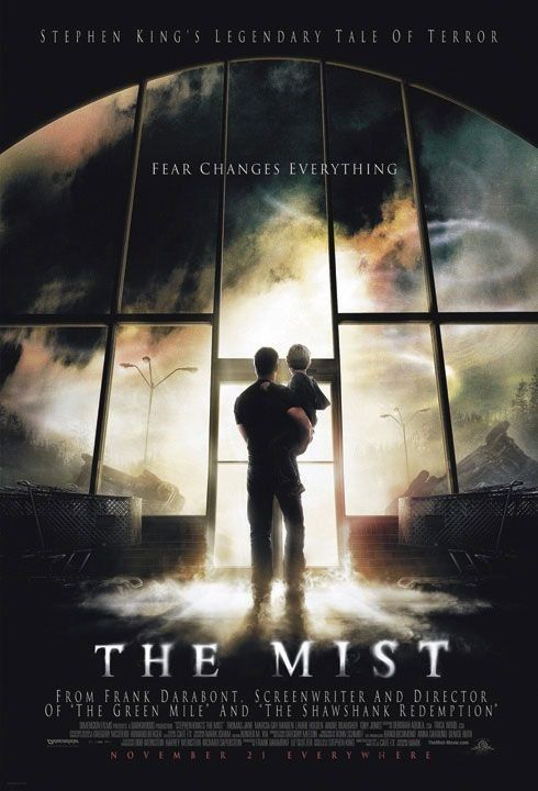 the mist poster