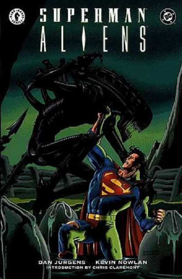 superman aliens